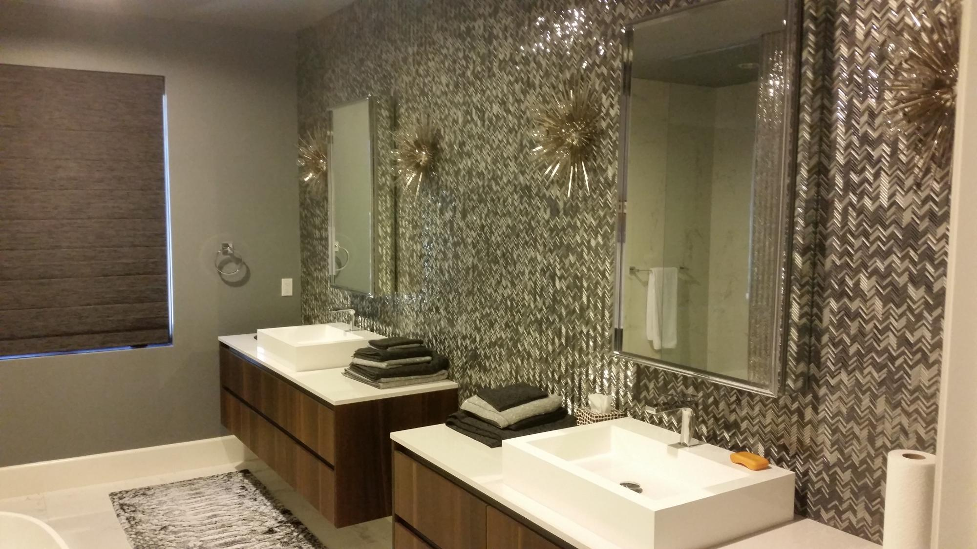 Electrical Repairs Residential Electrician Electrical Contractor - Bathroom remodel palm desert ca